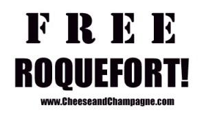 free roquefort button