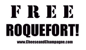free roquefort button